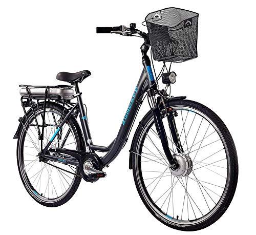 ZÜNDAPP E-Bike Damen Elektrofahrrad Alu kaufen  Bild 1*