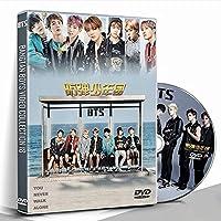防弾少年団 BTS DVD 40曲音楽MV(2017) BTS MV全18曲を収録した1枚組