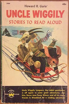Paperback Uncle Wiggily stories to read aloud, Book