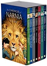The Chronicles of Narnia by C.S. Lewis: 8 Book Box Set