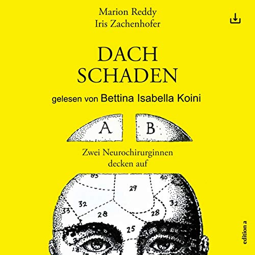 Dachschaden. Zwei Neurochirurginnen decken auf audiobook cover art