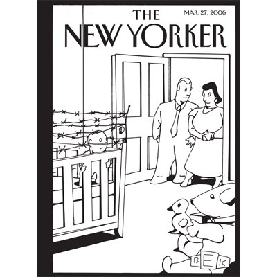 The New Yorker (March 27, 2006) audiobook cover art
