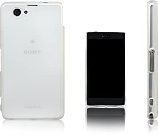 Xcessor Vapour Flexible TPU Gel Case For Sony Xperia Z1 Compact. Transparent AD729