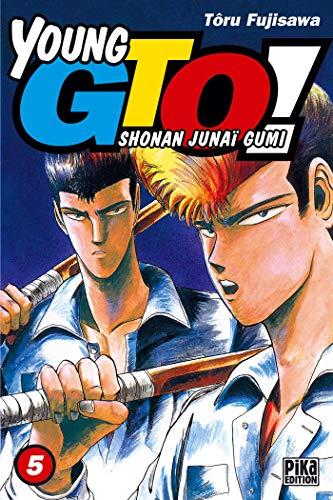 Young GTO T05: Shonan Junaï Gumi