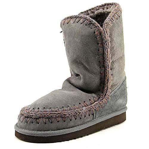 Mou Stiefel Eskimo 24 Größe 39, Farbe: Grau