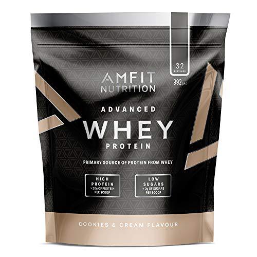 Amfit Nutrition Advanced Whey Protein Eiweißpulver