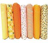 Stoffe zum Nähen,DIY Stoffreste Baumwolle,Baumwollstoff