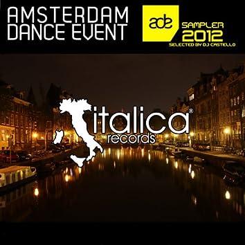 Amsterdam Dance Event Sampler 2012