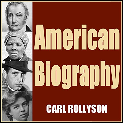 American Biography audiobook cover art