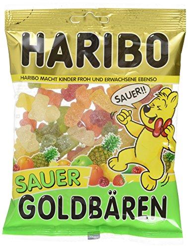 HARIBO Goldbären Sauer -Beutel,  30er Pack (30 x 200 g)