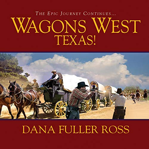 Wagons West Texas! cover art