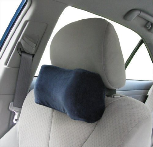 TravelMate Car Neck Pillow (Soft Version)- Neck Pillow; Car Pillow; Memory Foam Neck Pillow; Neck...