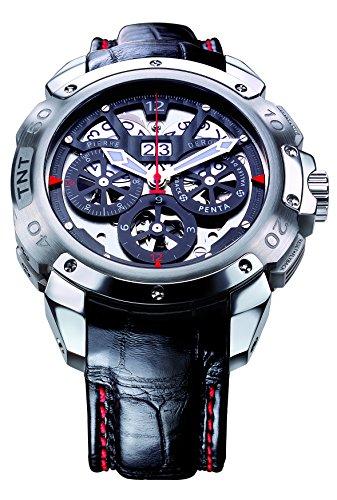 Pierre De Roche TNT Penta Reloj para hombre TNT10006ACTI0-001CRO