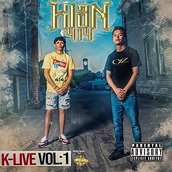 K-Live Vol:1