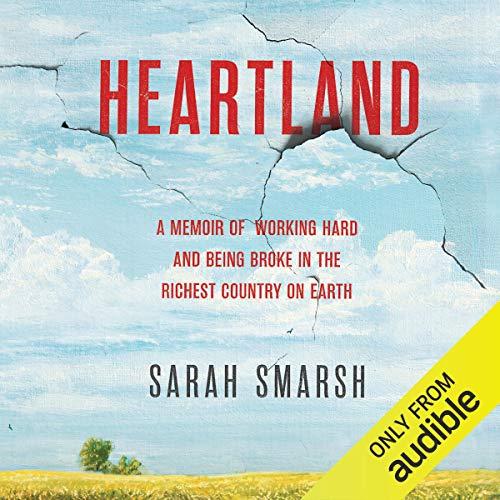 Heartland audiobook cover art
