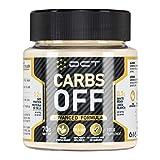 CARBS OFF bloqueador de carbohidratos y grasas para adelgazar – Inhibidor de carbohidratos para ayudar en dietas de pérdida de peso – Suplemento en polvo para comidas 100% vegano – 70 gramos