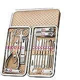 Kit de cuidado de uñas y pedicura NNNNQO, para hombres y mujeres y para el día de la madre, afilado y duradero, para el cuidado de uñas para mujeres y hombres
