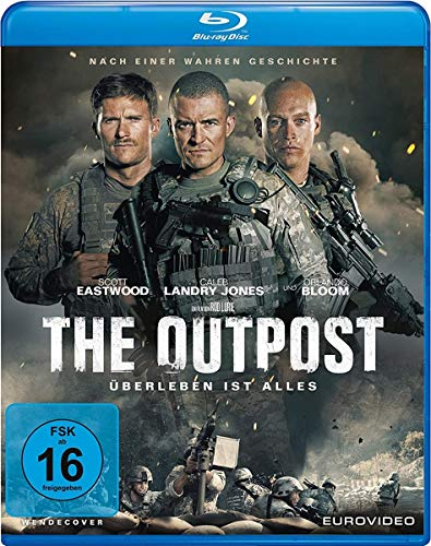 The Outpost - Überleben ist alles [Blu-ray]