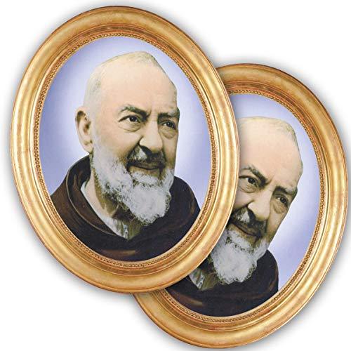 N. 2 – Adhesivo de Padre Pio, pegatinas para camión, pegatinas de Scania Grife, Iveco, Volvo, Griffin