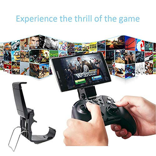 Womdee - Soporte para Mando de Xbox One para teléfono móvil, para Mando de Xbox One, Soporte de teléfono para Mando Xbox One, para iPhone, Samsung, Sony y Huawei