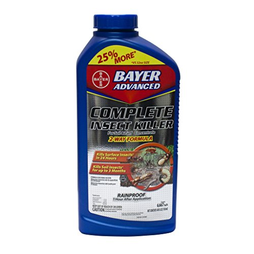 Bayer Advanced Complete Insect Killer Multiple Insects Imidacloprid 40 Oz