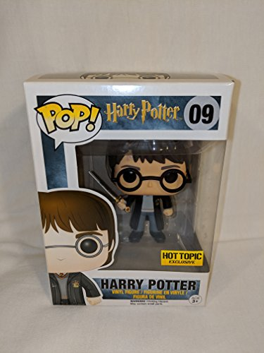 Funko POP! Harry Potter: Harry Potter con la espada de Gryffindor
