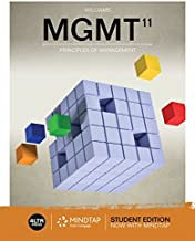 MGMT (with MindTap Printed Access Card) (New, Engaging Titles from 4LTR Press)