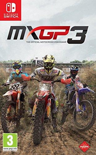 MXGP3 - The Official Motocross Videogame - Nintendo Switch [Importación inglesa]