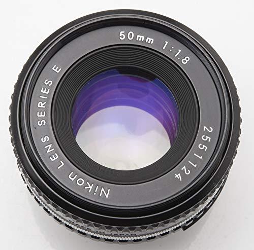 Nikon Lens Series E 50mm 50 mm 1:1.8 1.8 -- Nikon manuel