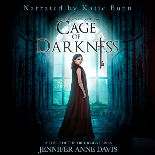 Cage of Darkness audiobook cover art