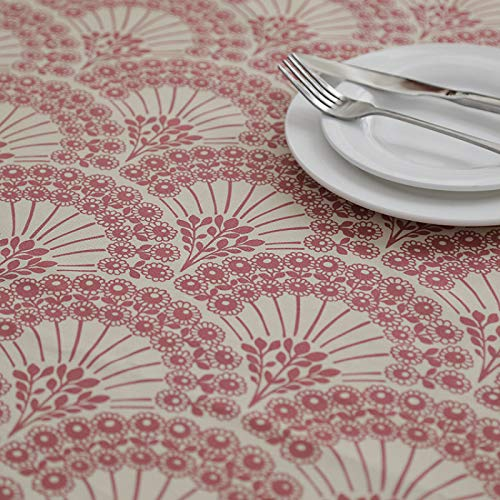 DSman Tablecloths Wedding Party Banquet Modern and simple cotton double warp and double weft