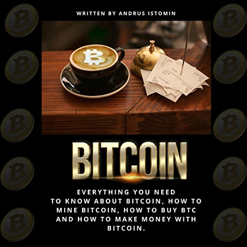 Bitcoin audiobook cover art