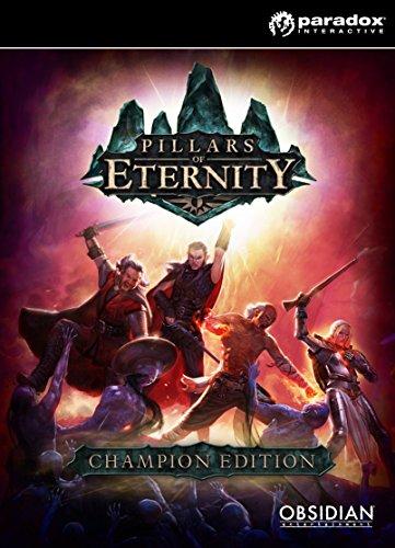 Pillars of Eternity Champion Edition [PC Code - Steam]