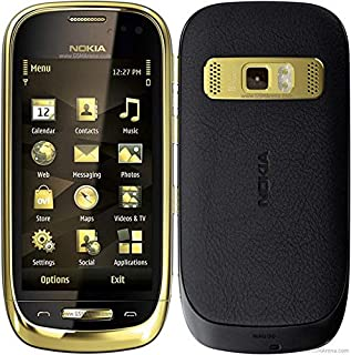 Nokia Oro C7 – Black/Gold
