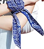 Best Cooling Scarves - Neck Cooling Scarf Wrap, Keep You Cool,Navy,Pack of Review