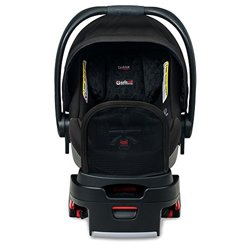 Britax Endeavours Infant Car Seat - 4 to 35 Pounds - 3 Layer Impact...