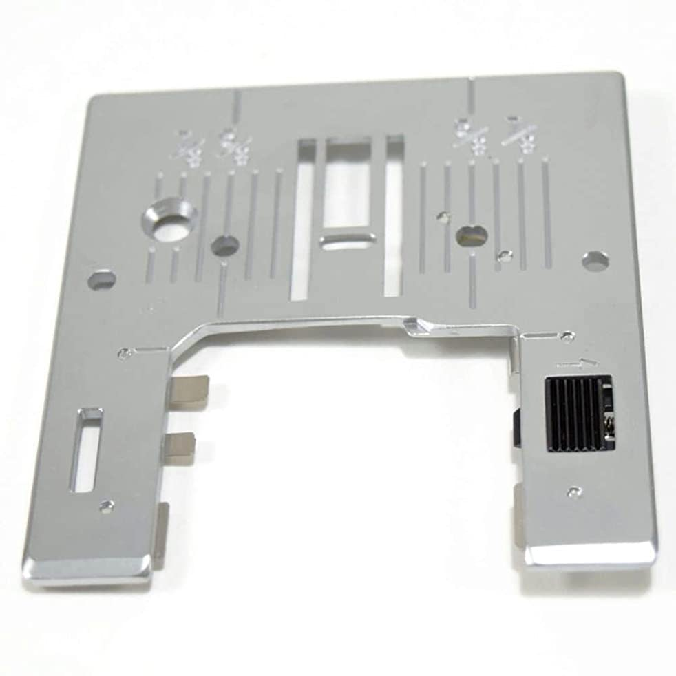 Kenmore 752630007 Sewing Machine Needle Plate Genuine Original Equipment Manufacturer (OEM) Part