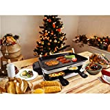 Zoom IMG-1 raclette 4 persone piastre per