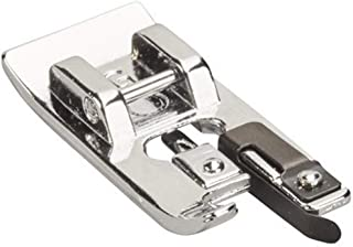 DREAMSTITCH SA-135 Snap On Overlock Overcast Presser Foot - Fits All Low Shank for Singer,Brother,Babylock,Euro-Pro,Janome(New Home),Kenmore,White,Juki,Simplicity,Elna Sewing Machine #7310B-G