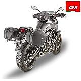 GIVI TE2140 Telaietti specifici per borse laterali Easylock Yamaha MT-07 (18)