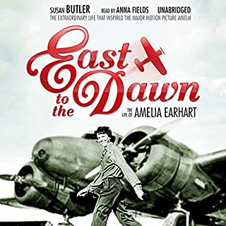 East to the Dawn audiobook cover art