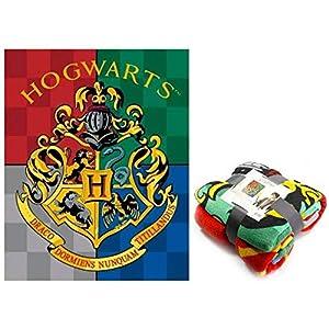 Harry Potter Premium coralina Referencia NI Mantas para Cama Colchas y cubrecamas Textiles del hogar Unisex Adulto… 13