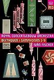 ベートーヴェン:交響曲全集[KKC-9134/6][DVD]