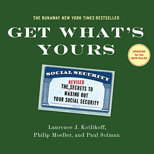 Get What's Yours - Revised & Updated audiobook cover art