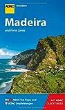 ADAC Reiseführer Madeira: Der Kompakte mit den ADAC Top Tipps und cleveren Klappkarten - Oliver Breda
