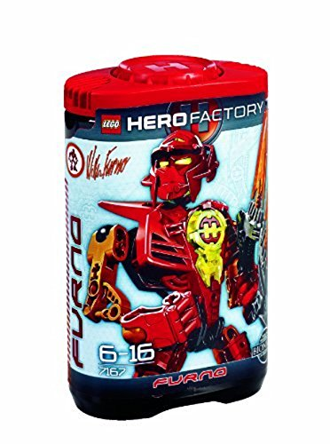 LEGO Hero Factory 7167 - William Furno