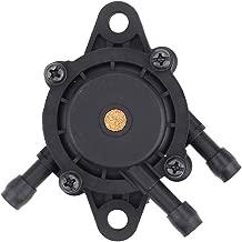 Hilom 808492 491922 Fuel Pump for John Deere L120 L118 LA105 LA120 LA115 LA130 LA140 LA150 Z425 D100 D110 X125 X145 GT242 Briggs & Stratton 808656 491922