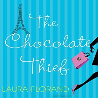 The Chocolate Thief audiobook cover art