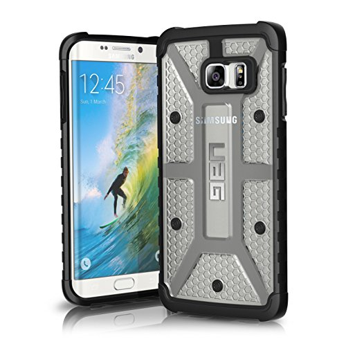 UAG Samsung Galaxy S6 Edge Plus [5.7-inch Screen] Feather-Light Composite [ICE] Military Drop Tested Phone Case