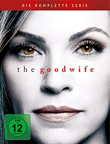 The Good Wife - Die komplette Serie [42 DVDs]